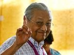 CPO Malaysia Diboikot India, Mahathir Pasrah?