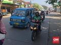 Arus Lalu Lintas Depan Mako Brimob Kembali Dibuka untuk Umum
