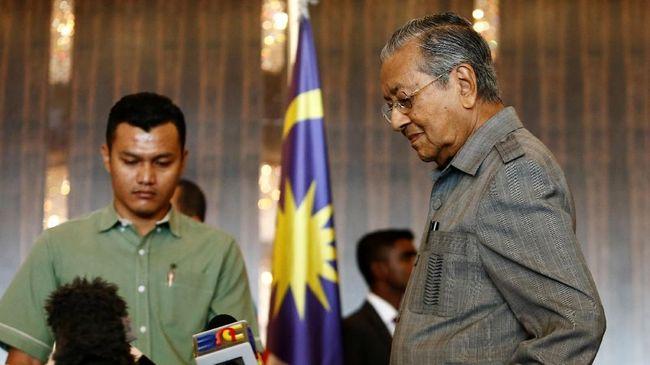 PM Mahathir Tunjuk Tiga Menteri Senior, Bentuk Dewan Tokoh