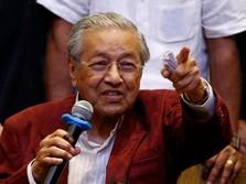 Mahathir: Proyek Kereta Cepat Ditunda, Bukan Dibatalkan