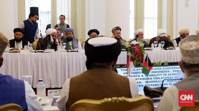 Deklarasi Ulama Bogor, Langkah Awal Perdamaian Afghanistan