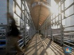 Jelang Asian Games, Pemprov Renovasi Jembatan Penyeberangan