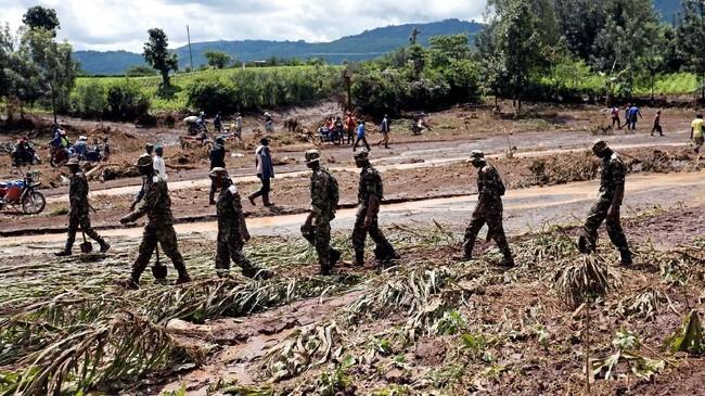 Hal ini berdampak di Kenya, Somalia, Ethiopia dan Uganda. (REUTERS/Thomas Mukoya)