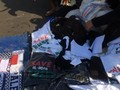 VIDEO: Pedagang di Monas Kumpulkan Donasi untuk Palestina