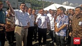 Pemprov Banten Ajukan Enam Pelabuhan 'Pembantu' Tanjung Priok