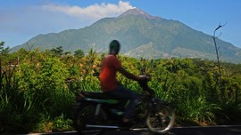 Sleman Siapkan 9 Titik Pengungsian Gunung Merapi