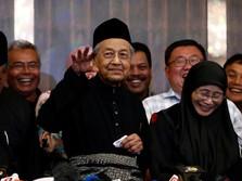 Mahathir Ingin Naikkan Harga Air Singapura 10 Kali Lipat!