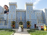 Imutnya Miniatur Pernikahan Pangeran Harry  di Legoland