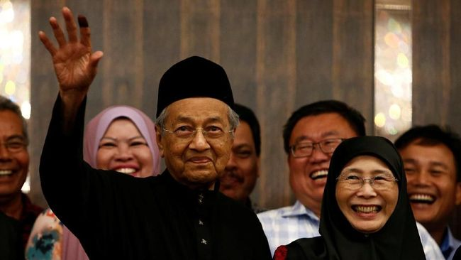 Menteri Tambahan Kabinet Mahathir Dilantik