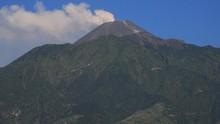 Letusan Freatik Kembali Terjadi di Gunung Merapi