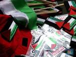 Pedagang Atribut Palestina Raup Cuan di Aksi Demo 115