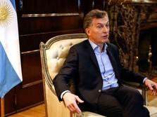 Nilai Tukar Peso Kian Memburuk, Argentina Ganti Dua Menteri