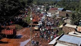 Korban Tanggul Bendungan Jebol di Kenya Bertambah