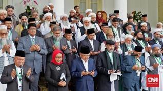 Dukung Perdamaian Afghanistan, Ulama Sepakati Deklarasi Bogor