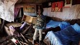 Kepolisian setempat menyatakan jumlah korban yang saat ini diketahui masih bisa bertambah (REUTERS/Thomas Mukoya)