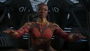 Marvel Lupa Catut Nama Panglima 'Wakanda' di Poster 'Endgame'