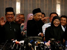 Benci-Cinta-Benci, 2 Tahun Drama Anwar Ibrahim & Mahathir