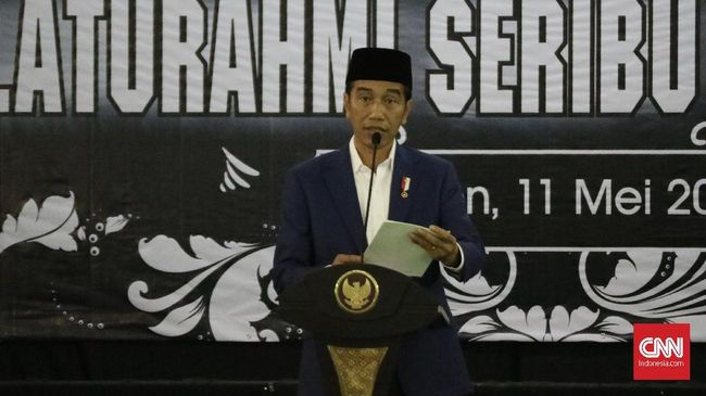 Jokowi ke Banten, Ruas Jalan Mendadak 'Disulap' Mulus