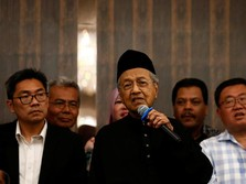 Mahathir Akan Bangun Jalur Baru Hubungkan Malaysia-Singapura