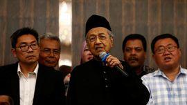 Malaysia Buka Rekening Donasi Warga untuk Bayar Utang Negara