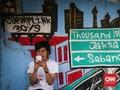 FOTO: Redup Pesona Jalan Jaksa