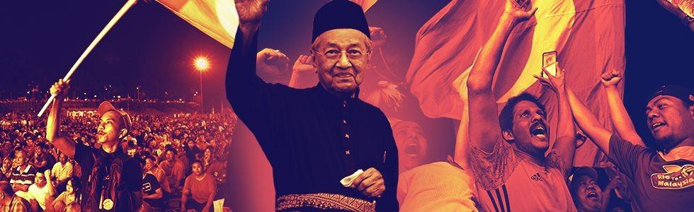 Malaysia di Tangan Mahathir