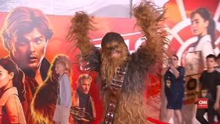 VIDEO: Kata Para Pemain Soal Karakter di Film 'Han Solo'