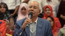 Najib Sebut Kekalahannya di Pemilu Malaysia Akibat Hoaks