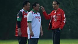 Jokowi Undang Ketum Parpol Teken Koalisi Jelang Pendaftaran