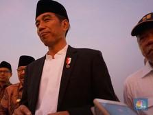 Jokowi Siapkan Rp 35,76 T untuk Bayar THR dan Gaji Ke-13 PNS