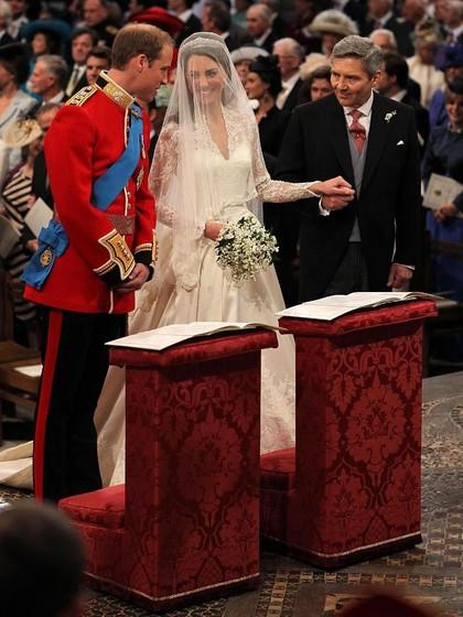 Foto: Bikin Baper, Lihat Lagi Pernikahan Pangeran William-Kate Middelton
