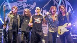 Band Swedia Europe 'Guncang' Boyolali Malam Ini