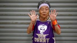 FOTO: Lansia Taiwan Menolak Tua dengan Hip Hop