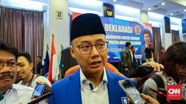 Jokowi Pilih Ma'ruf, PAN Minta Prabowo Pilih Cawapres Ulama