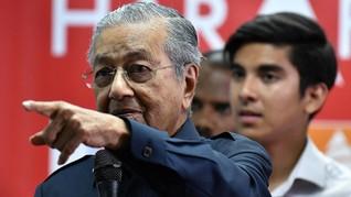 Mahathir Berkuasa, Proyek Infrastruktur China Terancam Kacau
