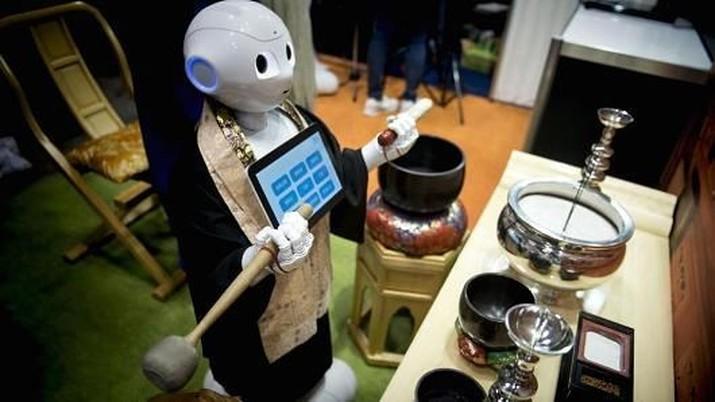 Begini Cara AI dan Teknologi Membantu Manusia Beribadah
