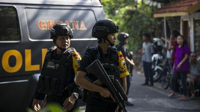 Polisi: Pelaku Pakai Bom Mobil di Gereja Pantekosta Surabaya
