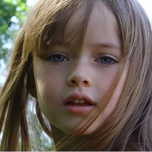 Transformasi Gadis Cilik Tercantik di Dunia yang Sempat Jadi Kontroversi