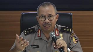 Polri Sebut SP3 Kasus Cakap Mesum Rizieq Bukan Harga Mati