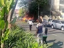 NU- Muhammadiyah Kecam Aksi Teror Bom Surabaya