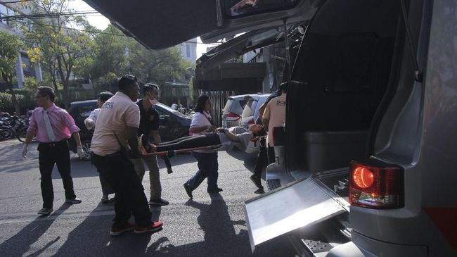 ISIS Klaim Bertanggung Jawab atas Serangan Bom Surabaya