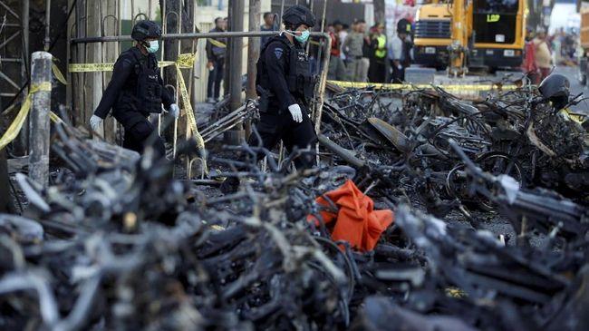 Rekapitulasi Fakta Rentetan Bom Surabaya dan Sidoarjo
