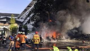 Bom Surabaya, BNPT-Polri Buka Saluran Aduan Akun Terorisme