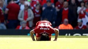 Mohamed Salah Cedera, Presiden Mesir Turun Tangan