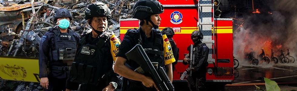 Rentetan Bom Surabaya