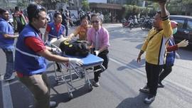 Ratusan Warga Surabaya Donor Darah Bantu Korban Bom Gereja