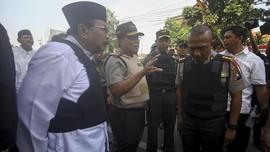 Kapolda Jatim: Ledakan Sidoarjo dan Surabaya Berhubungan