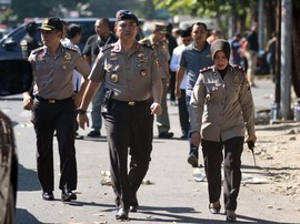 Terduga Teroris Depok Disebut Akan Beraksi Saat Pilkada Jabar
