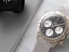 Jam Rolex Termahal Dunia Laku Dilelang Rp 82 Miliar