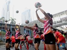 Bappenas: Dampak Asian Games ke RI Capai Rp 45,2 T